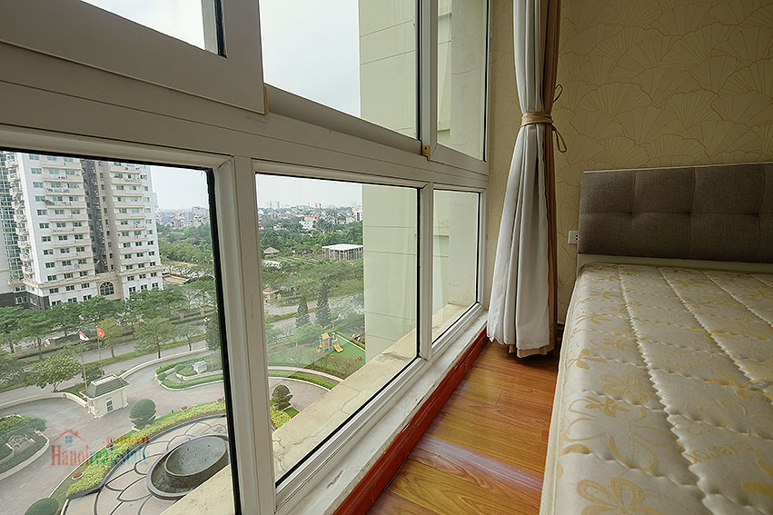 Spacious 04BRs apartment at P2 Ciputra, golf course view 17