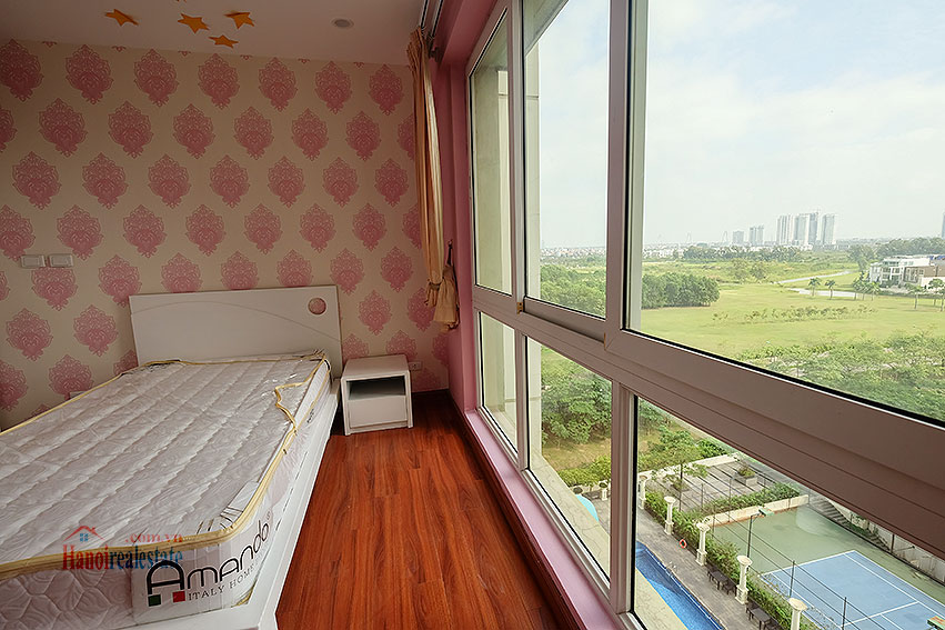 Spacious 04BRs apartment at P2 Ciputra, golf course view 23