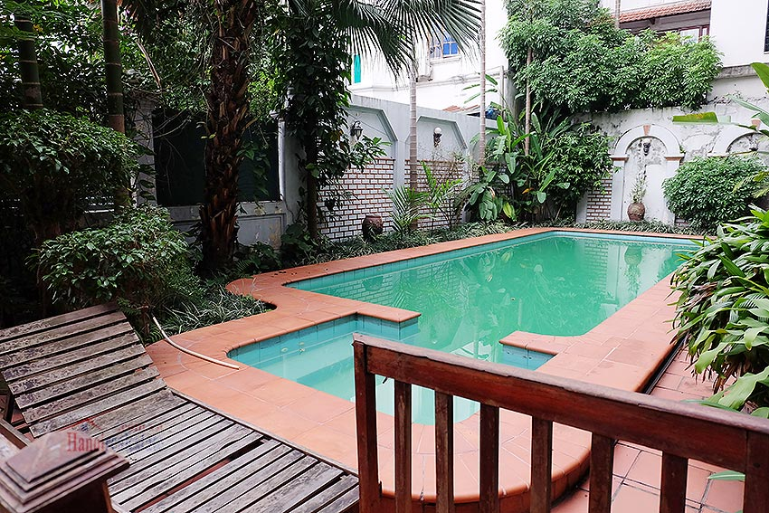 Spacious 04BRs villa with swimming pool at To Ngoc Van, car access 5