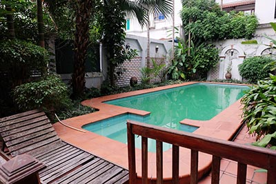 Spacious 04BRs villa with swimming pool at To Ngoc Van, car access