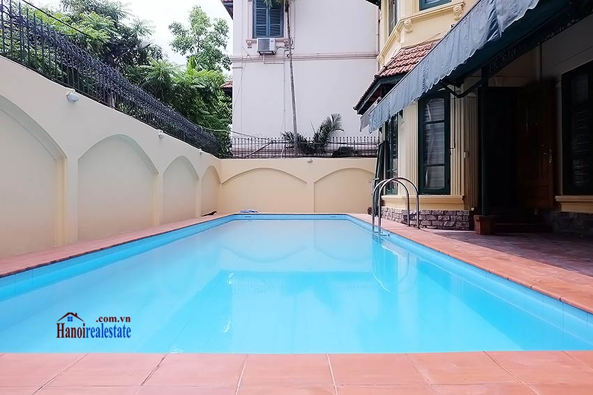 Spacious 06BRs villa to rent on To Ngoc Van with beautiful outdoor swimming pool 3