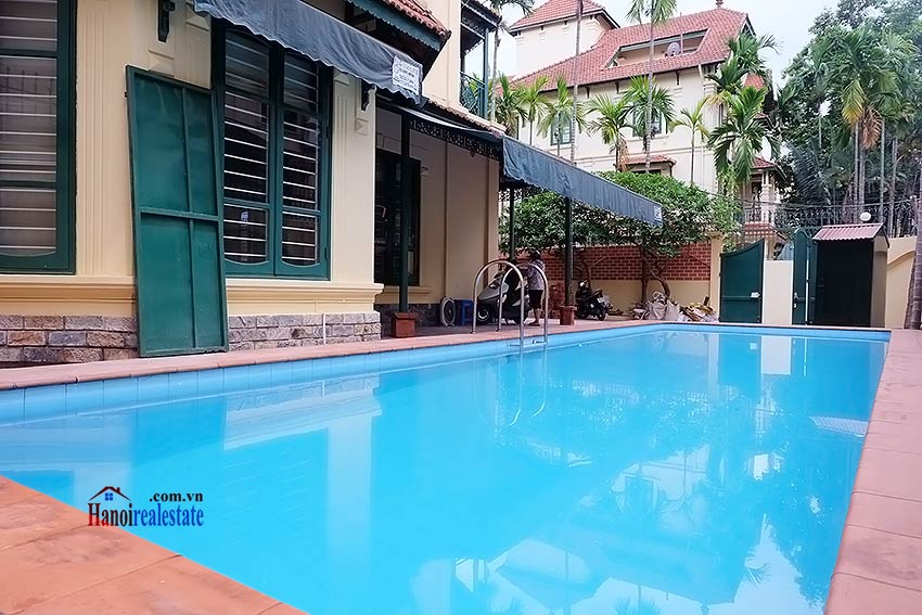 Spacious 06BRs villa to rent on To Ngoc Van with beautiful outdoor swimming pool 4