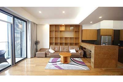 Spacious 3 bedroom apartment rental in Indochina (IPH) 217m2, Fully Furnished