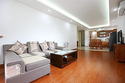Spacious and Afforable 2 bedroom apartment on Tu Hoa street in quite residence