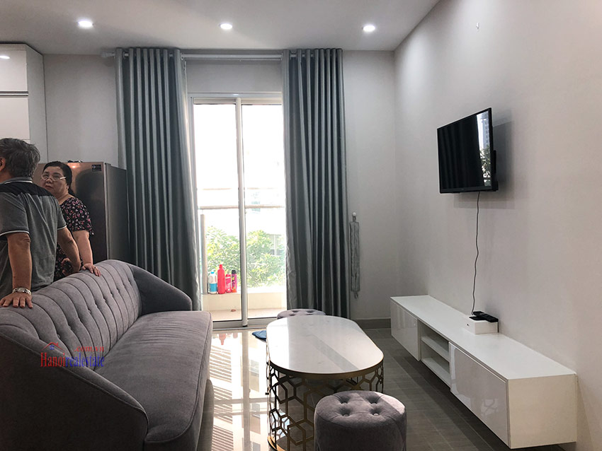 Spacious and modern 02 bedroom apartment in L block, Ciputra 1