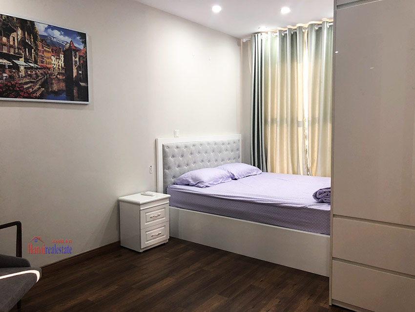 Spacious and modern 02 bedroom apartment in L block, Ciputra 7