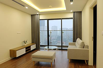 Spacious apartment rental in Imperia Garden Hanoi, 03 bedrooms
