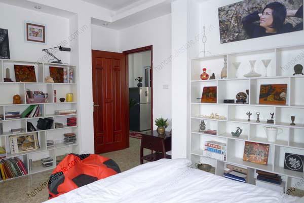 Spacious modern 2 bed apartment for rent in Lang Ha Hanoi 17