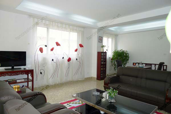 Spacious modern 2 bed apartment for rent in Lang Ha Hanoi 2