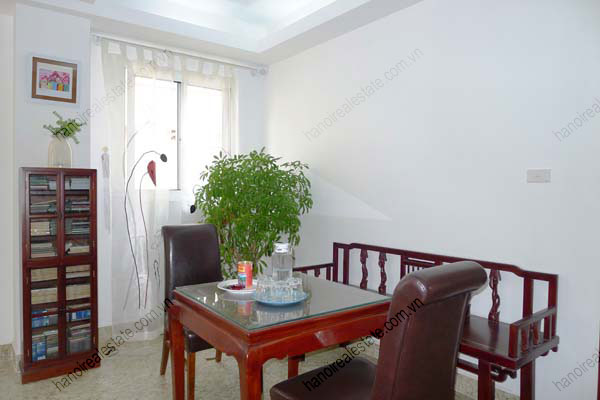 Spacious modern 2 bed apartment for rent in Lang Ha Hanoi 7