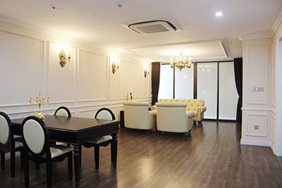 Spacious & Modern studio apartment to rent in Hai Ba Trung