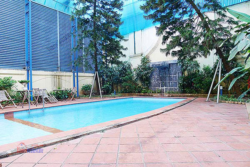 Spacious villa with outdoor Pool and garden in Tay Ho, Well appointed location 6