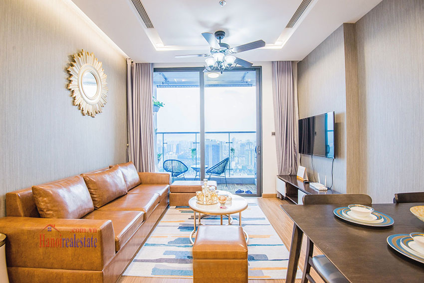 Spectacular city view 03 bedroom apartment in Vinhomes Metropolis 1