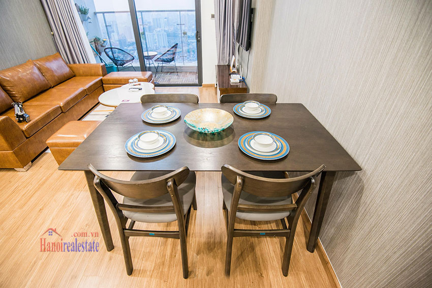 Spectacular city view 03 bedroom apartment in Vinhomes Metropolis 7
