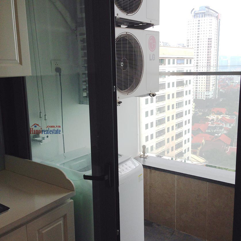 Star City apartment with 1 bedroom, Dong Da District 12
