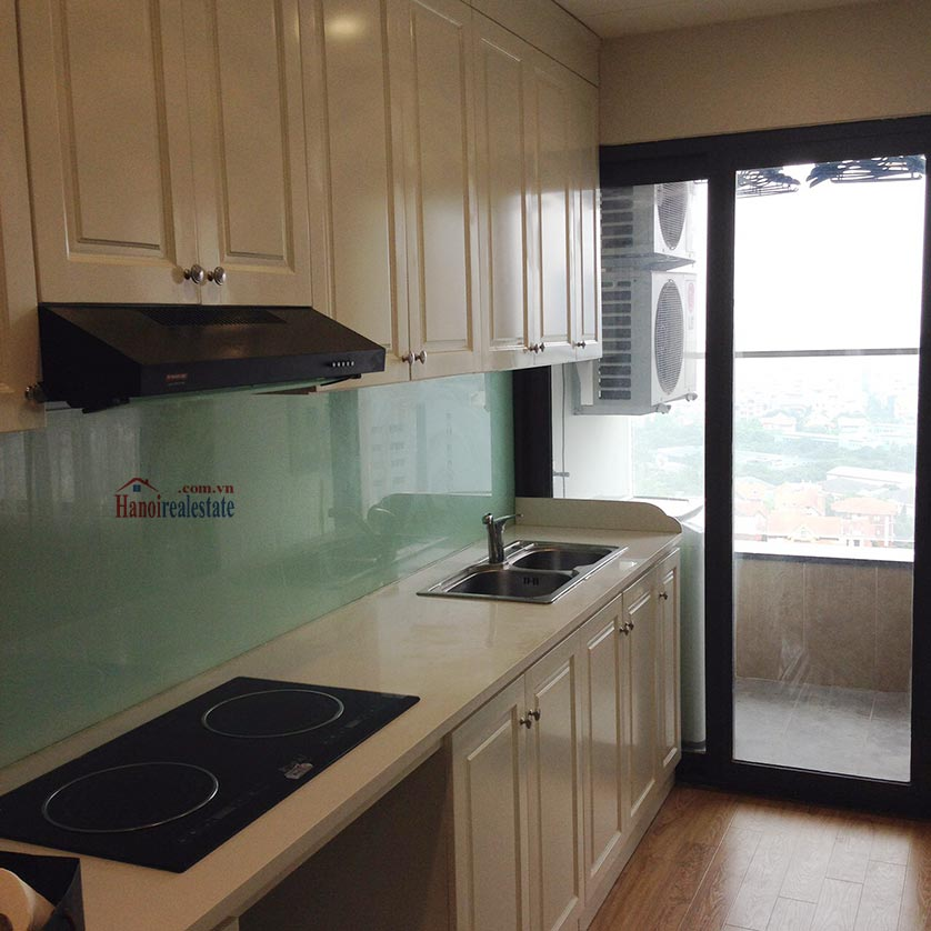 Star City apartment with 1 bedroom, Dong Da District 6