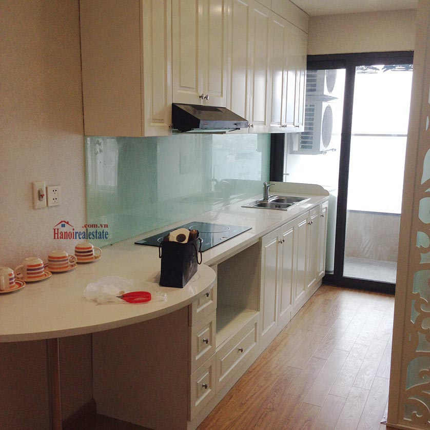 Star City apartment with 1 bedroom, Dong Da District 7