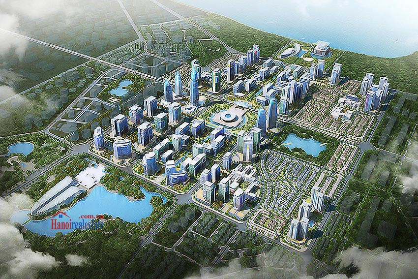 Starlake City Hanoi: Villas & Apartments 3