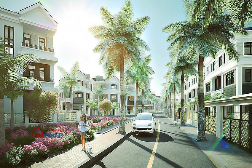 Starlake City Hanoi: Villas & Apartments 6