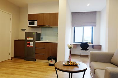 Studio apartment to rent in Ba Dinh, close to Ho Chi Minh mausoleum