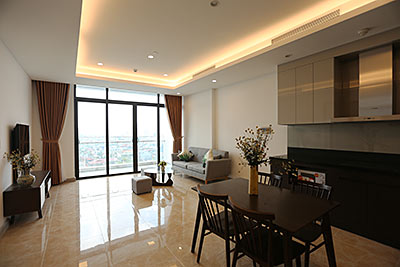 Sun Grand City: Brand new 02BRs apartment with awesome city view