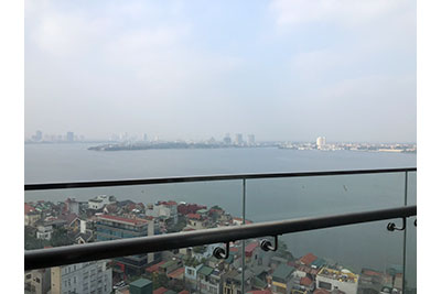Sun Grand City: High-end 04BRs apartment with Panoramic view of Westlake
