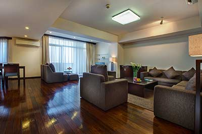 Sun Red River Hanoi- 3 bedroom deluxe apartment for rent