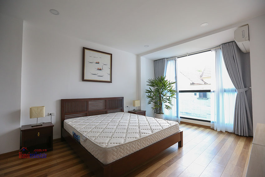 Super spacious and cozy 04BRs apartment on To Ngoc Van, street view 14