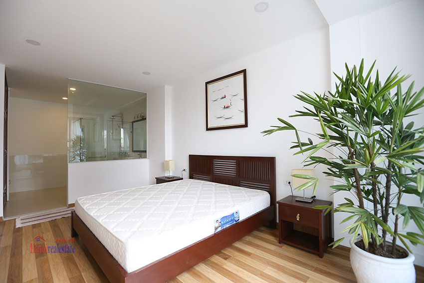 Super spacious and cozy 04BRs apartment on To Ngoc Van, street view 15