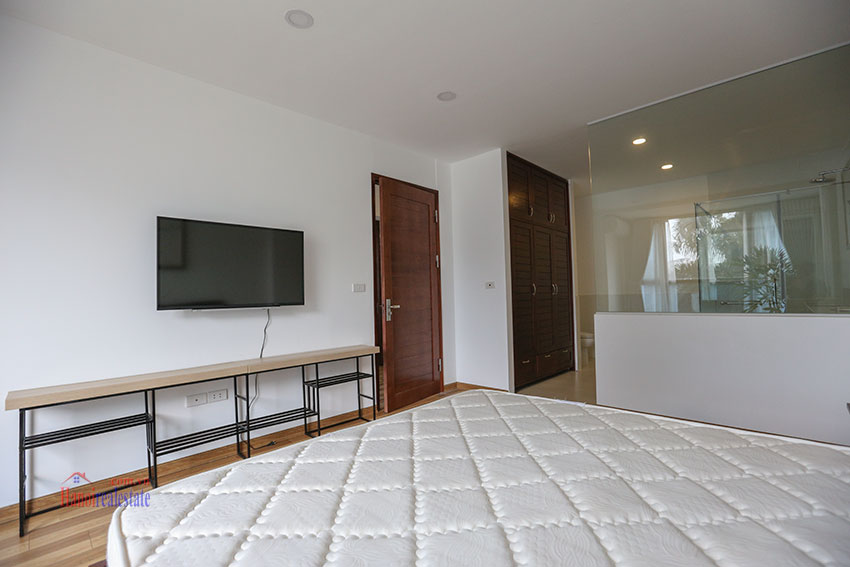 Super spacious and cozy 04BRs apartment on To Ngoc Van, street view 16