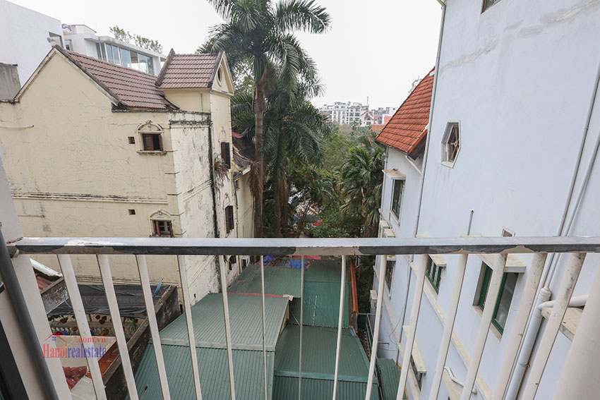 Super spacious and cozy 04BRs apartment on To Ngoc Van, street view 19