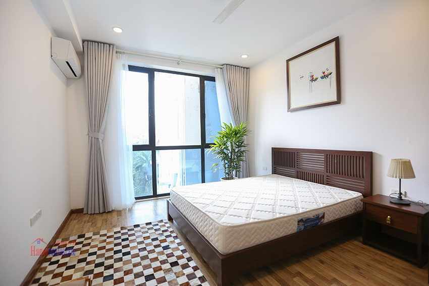 Super spacious and cozy 04BRs apartment on To Ngoc Van, street view 20
