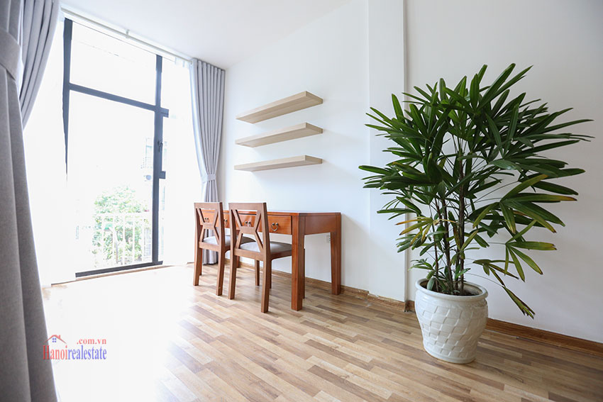 Super spacious and cozy 04BRs apartment on To Ngoc Van, street view 4