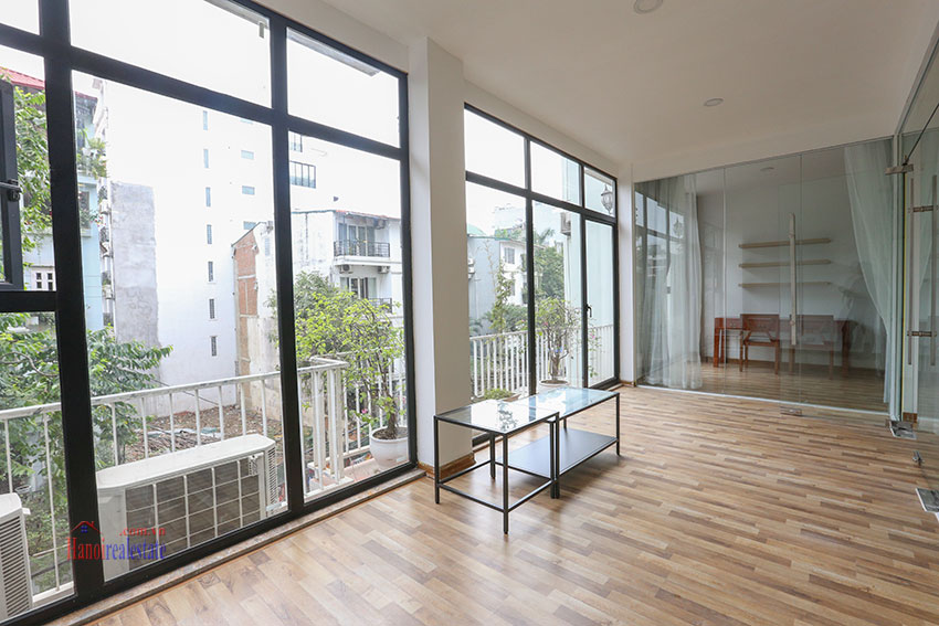 Super spacious and cozy 04BRs apartment on To Ngoc Van, street view 11