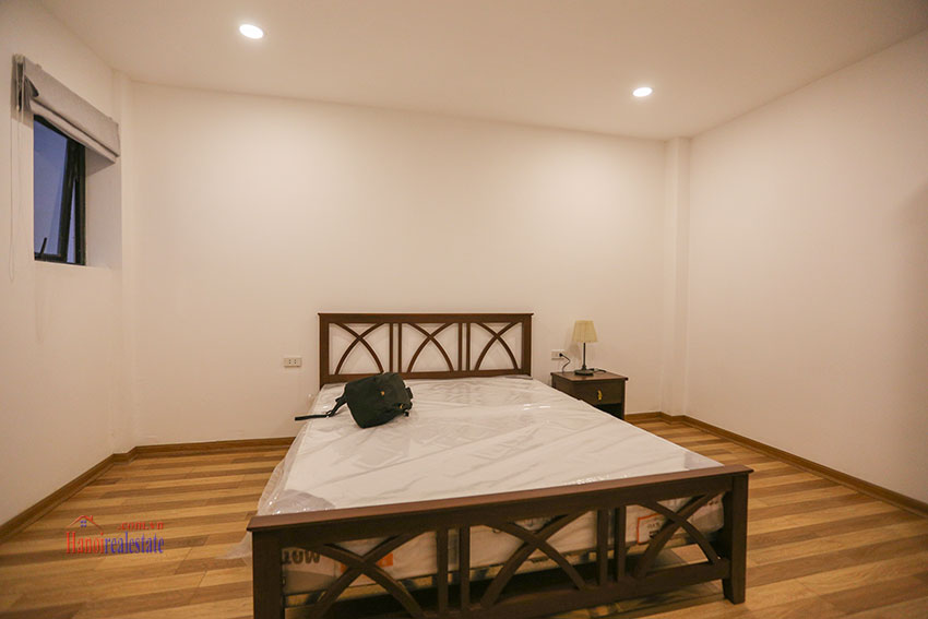 Super spacious and cozy 04BRs apartment on To Ngoc Van, street view 27