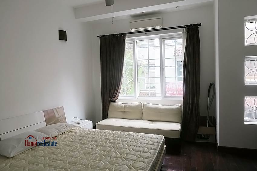 Tay Ho 03 bedroom house to rent, nice terrace and fully furnished 13