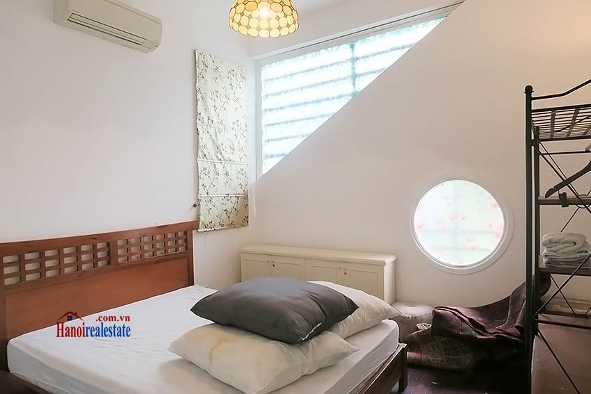 Tay Ho 03 bedroom house to rent, nice terrace and fully furnished 23