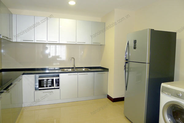 Thanh Xuan District, two bedroom apartment for rent at Royal City Hanoi 6