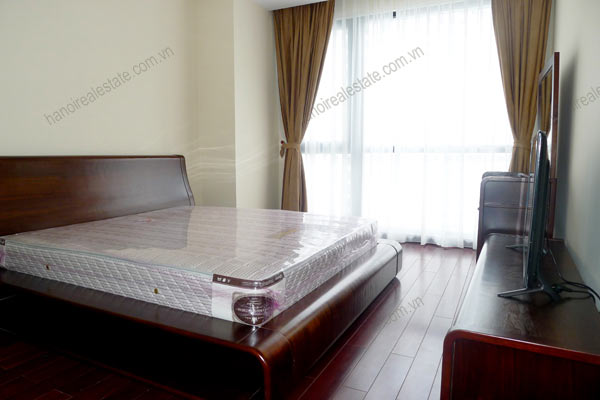 Thanh Xuan District, two bedroom apartment for rent at Royal City Hanoi 7