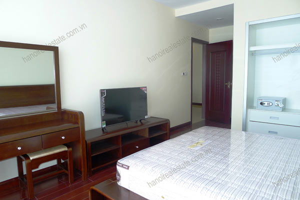 Thanh Xuan District, two bedroom apartment for rent at Royal City Hanoi 9
