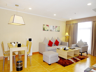 The Candle 2 bedroom serviced apartment on high floor for rentals