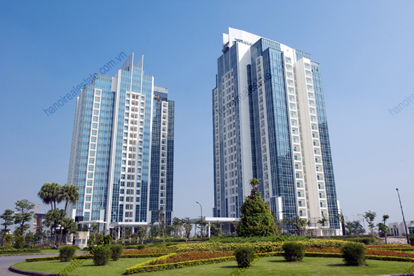 Ciputra L1,L2 Apartment tower (Link Tower)