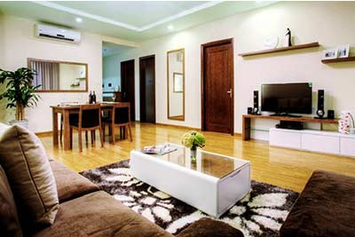 Times City Park Hill Three Bedroom Deluxe Serviced apartment for rent