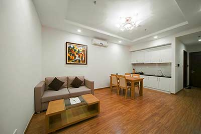 Times City Park Hill Two Bedroom Deluxe Serviced apartment for rent