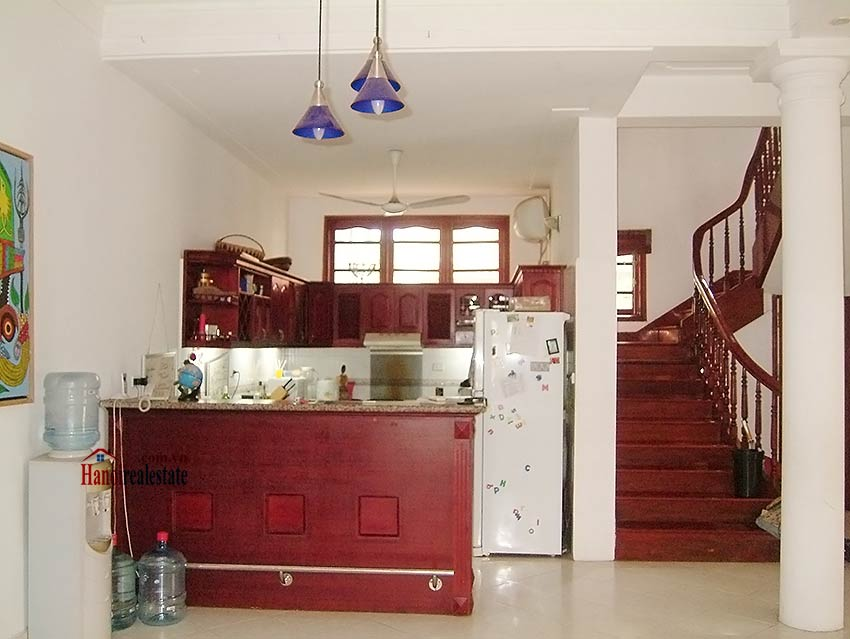 To Ngoc Van: Lovely 05BRs villa with swimming pool. Semi furnished 5