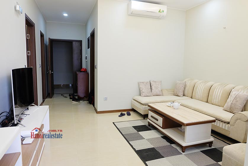 Trang An Complex: Bright 02 + 1BRs apartment, brand new 5