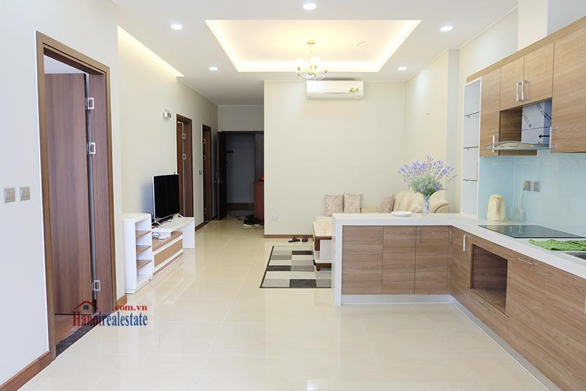 Trang An Complex: Bright 02 + 1BRs apartment, brand new 7