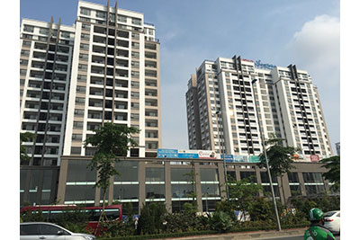 UDIC Ciputra: Westlake view apartment with 03 bedroom, good price