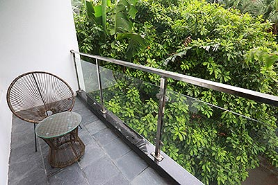 Unique style 01 bedroom apartment on To Ngoc Van Street
