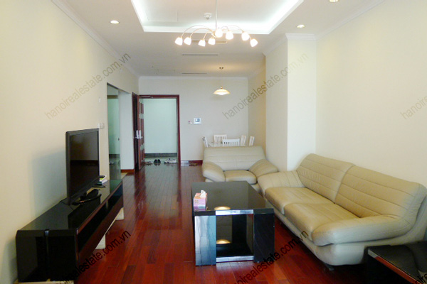 Vincom Park Place: 3 bedroom apartment has an 180m2 living area for rent 5